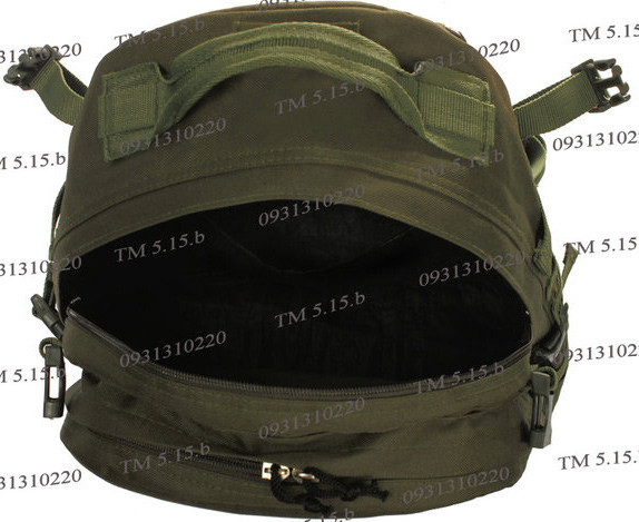 Пошив тактического рюкзака на заказ