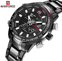 Мужские спортивные часы Naviforce 9093 Savonna по супер цене! Гарантия!