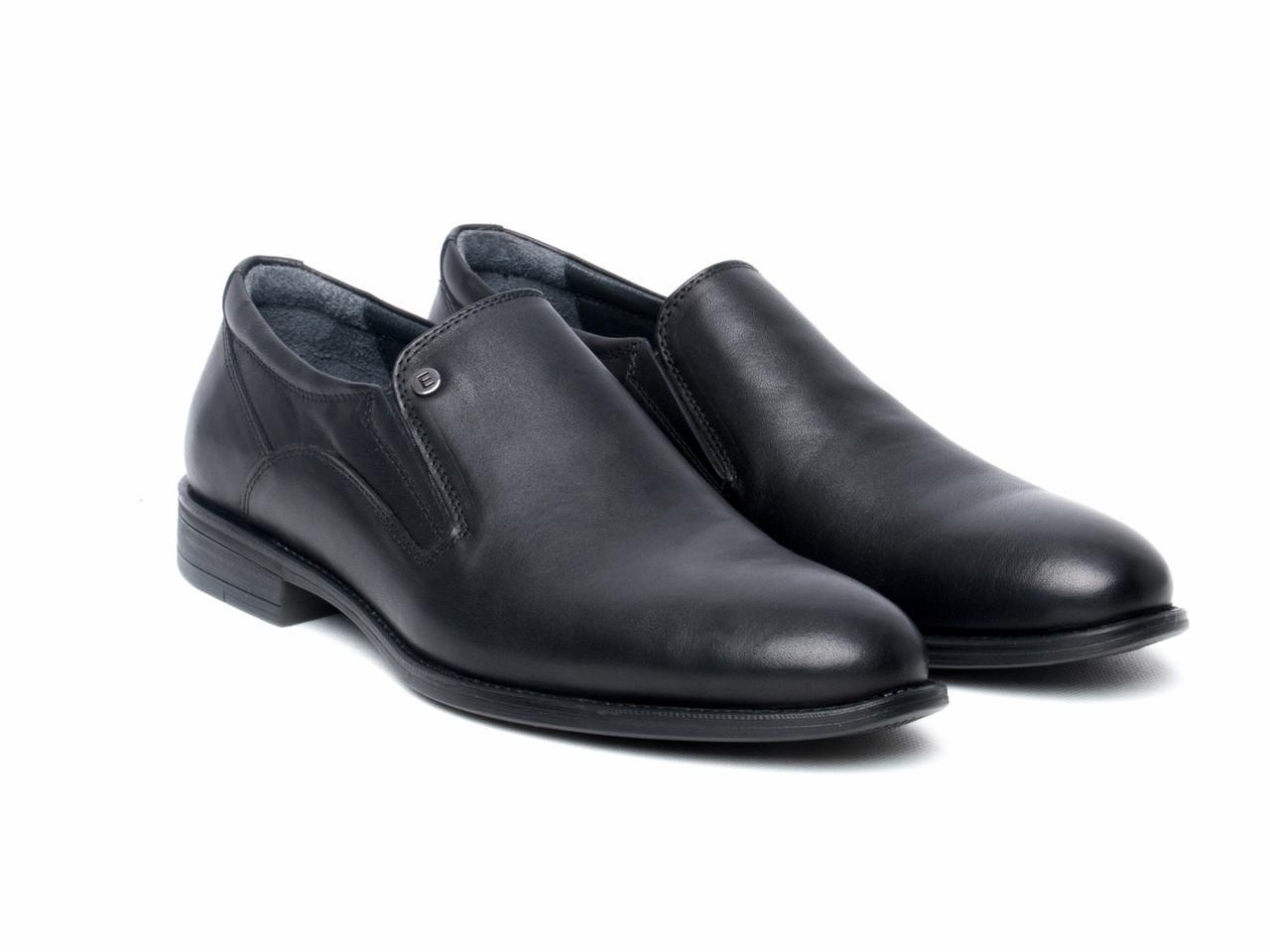 Туфли Etor 10271-7257 43 черные