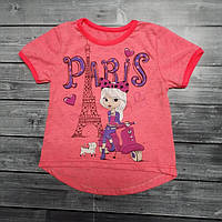 """Детская футболка на девочку """"Девочка"""""""