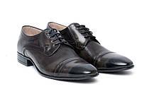 Туфли Etor 11630-852-1592  45 коричневые , фото 1