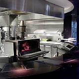 Печь на углях хоспер для кафе, ресторанов, уличной торговли ПДУ 1200, фото 2
