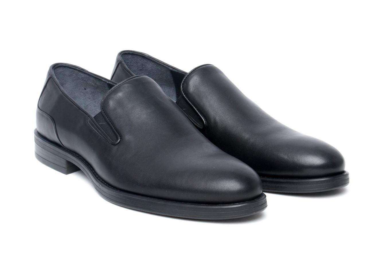 Туфли Etor 14534-7353 44 черные