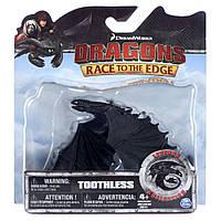 Как приручить дракона:  дракон Беззубик де-люкс с механической функцией  (27 см)