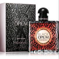 Женская туалетная вода  Yves Saint Laurent Black Opium Wild Edition
