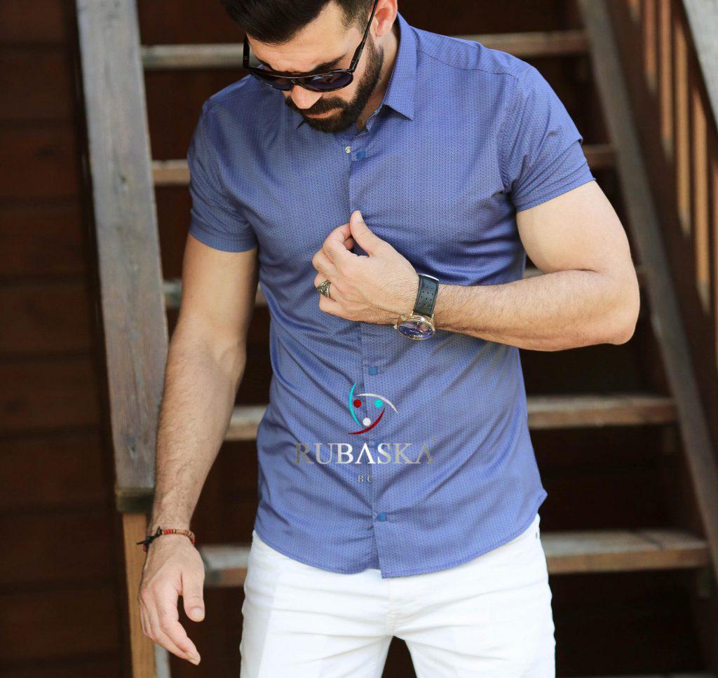 Турецкая стильная рубашка фабричного производства  продажа, цена в ... d67cd1752d5