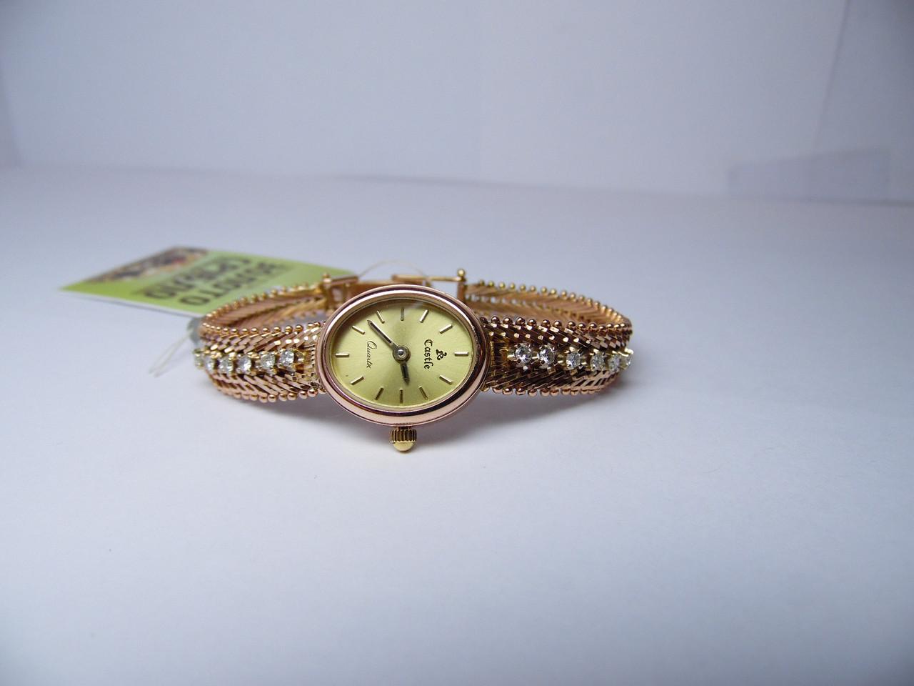 f71b66ec Золотые женские часы с бриллиантами - Комісійний магазин
