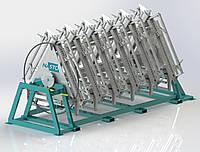 Роторная пресс-вайма PVR 3100-1125 NASTO (Насто)