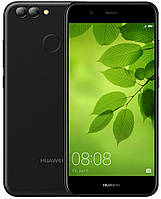 "Смартфон Huawei Nova 2 4/64 Black, 12+8/20Мп, 5"" IPS, 2950 мА*ч, 2sim, Kirin 659, 8 ядер, 4G (LTE), фото 1"