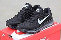Кроссовки Nike Air Max 2017 черные 2046