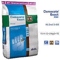 Osmocote Exact Hi.End (15-9-12+TE) 5-6 міс. 25кг (4 покоління)