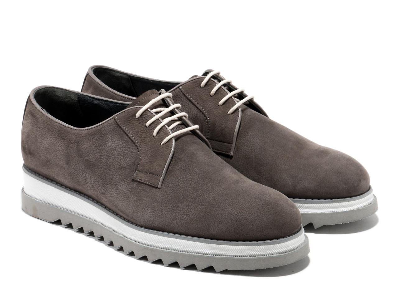 Туфли Etor 13372-03-40136-12 39 серые