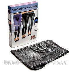 Лосины корректирующие подростковые Slim'n Lift Caresse Jeans Black