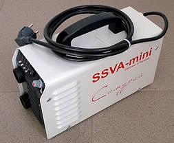 Сварочный инвертор, аппарат SSVA-MINI «САМУРАЙ», фото 2