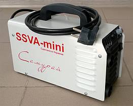 Сварочный инвертор, аппарат SSVA-MINI «САМУРАЙ», фото 3