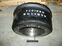 Барабан тормозной BPW-ECO 420x180 шир 226mm 10 отв. 23mm 04662710 закручивающаяся шпилька (0310967130 |