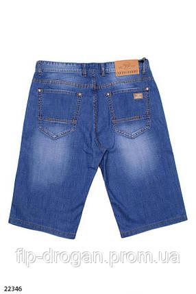 Мужские джинсовые шорты! 34 36 38 40 42, фото 2