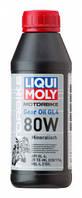 Минеральное трансмиссионное масло для мотоциклов Liqui Moly Motorbike Gear Oil 80W 0.5л