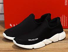 Кроссовки подростковые  Balenciaga 10096