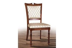 Деревяний стілець Сицилія Люкс (горіх)