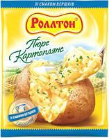 Ролтон Пюре картопляне зі смаком вершк пакет 37 г