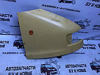 Крыло переднее правое (желтое) Fiat Ducato, Citroen Jumper , Peugeot Boxer (94-02) OE:1302269080