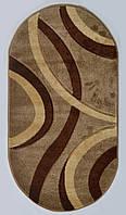 Тканый ковер с резным ворсом производство Турция Meral