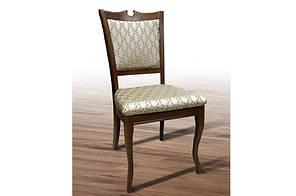 Деревяний стілець Верона Люкс (горіх)