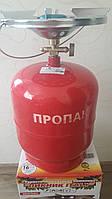 """Газовый комплект """"Пикник-Italy"""" RUDYY Rk-3 (8л)"""