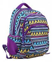 Яркий стильный  молодежный рюкзак YES Т-45 Carten  для девочек, фото 1