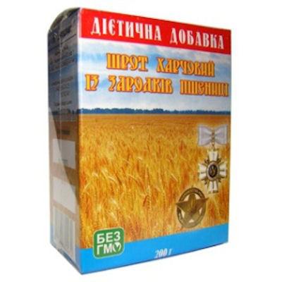 Шрот зародышей пшеницы, 200г