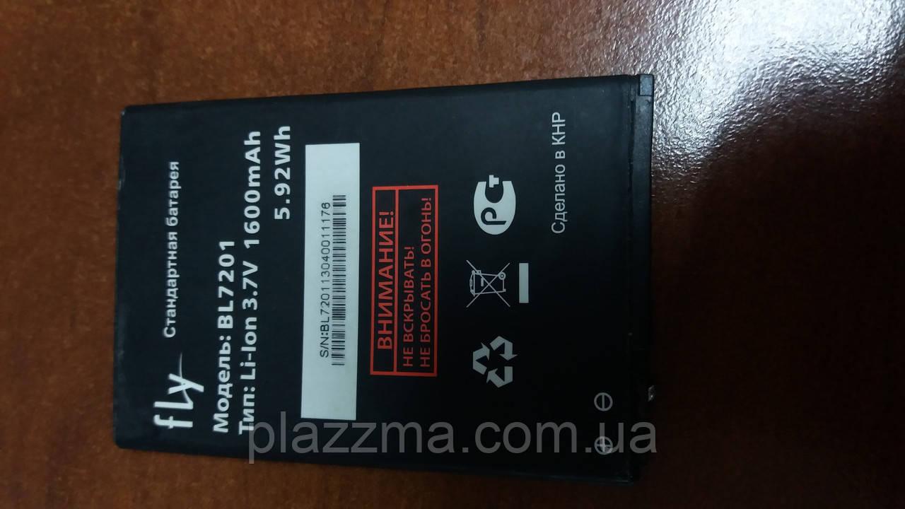Аккумулятор Fly BL6702 (TS105) б\у
