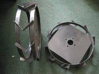 Колеса металлические для мотоблоков и мотокультиваторов