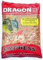 Прикормка Dragon Express зимняя Лещь красная 0,75кг