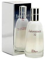 Christian Dior FahrenHeit 32 туалетная вода тестер 100мл
