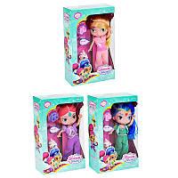 """Кукла  PP 1208 """"Shimmer&Shine"""", 3 вида"""