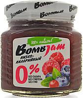 """BomBJam """"Лесная Ягода"""" низкокалорийный джем"""