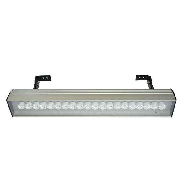 Светодиодный линейный светильник для архитектурной подсветки 12Вт 360мм