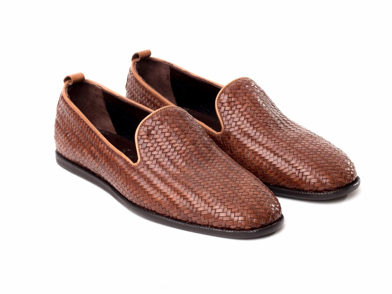 Туфли Etor 14224-7337 43 коричневые