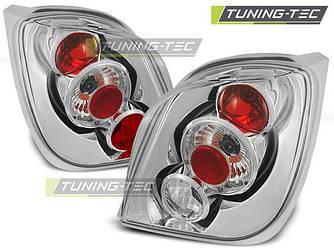 Стопы фонари задние тюнинг оптика Ford Fiesta