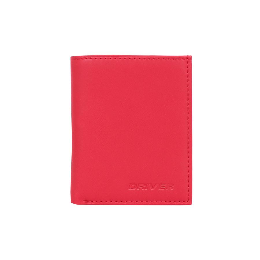 Обложка красная для прав современного формата