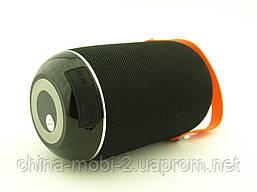 JBL tg107 t&g 5W, портативна колонка з Bluetooth FM MP3, чорна, фото 3