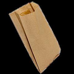 Пакет бумажный 200*100*50 100шт (503/895) Крафт