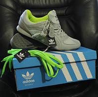 Кроссовки Adidas Daroga Neo - натуральная кожа + сетка. Летние кроссовки Адидас