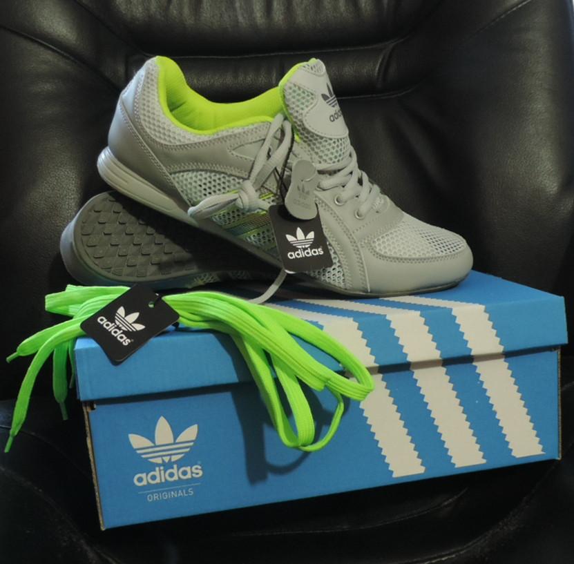 Кроссовки Adidas Daroga Neo - натуральная кожа + сетка. Летние мужские  кроссовки Адидас, реплика 5b147311a35