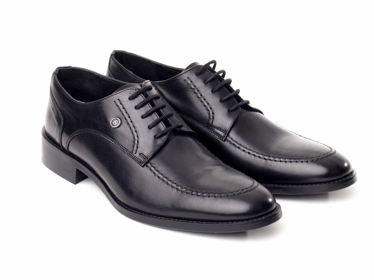 Туфли BERTAN 14082-10278-04-280 45 черные