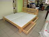 Дерев'яне ліжко Каприз, фото 8