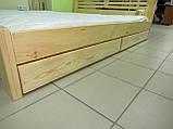 Дерев'яне ліжко Каприз, фото 9