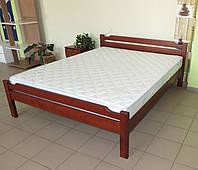 Деревянная кровать ЭКО, фото 1