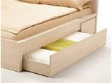 Дерев'яне ліжко Піфагор, фото 4